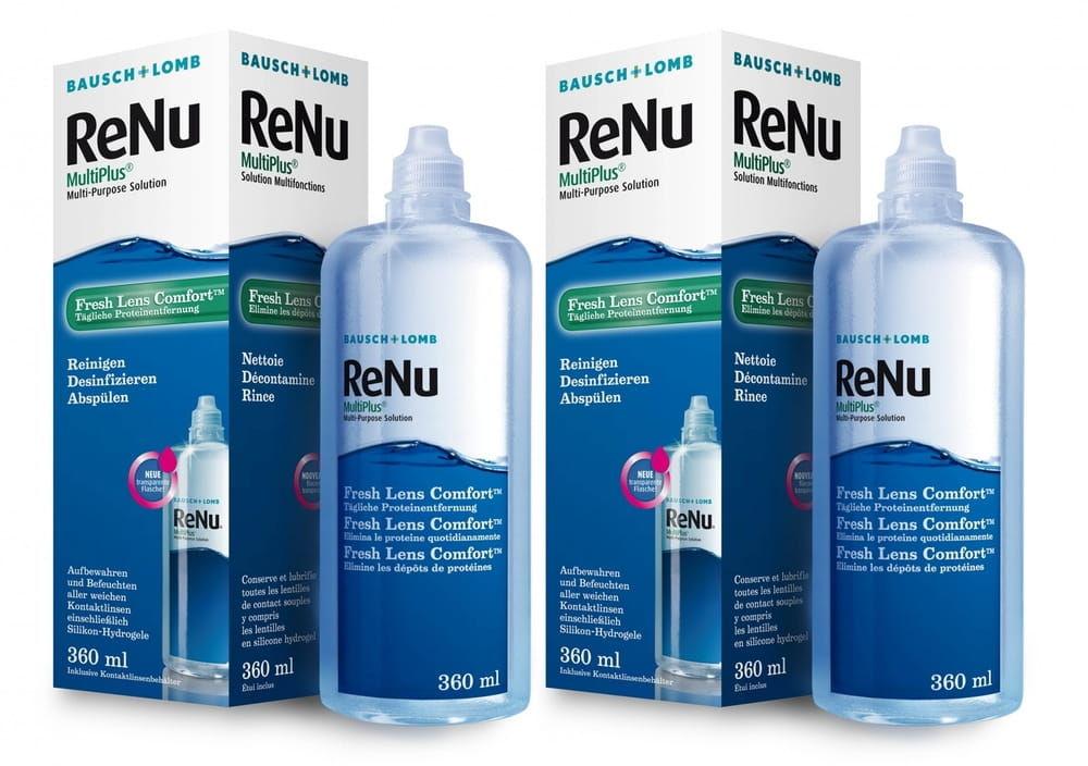 ReNu MultiPlus, 2 x 360 ml