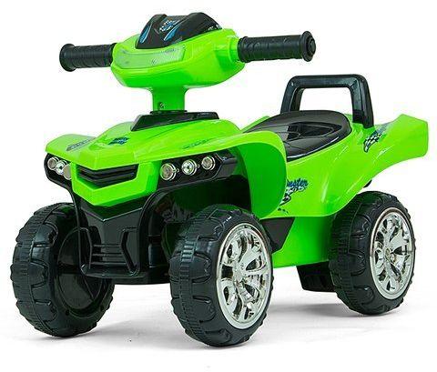 Milly Mally Pojazd Monster Green