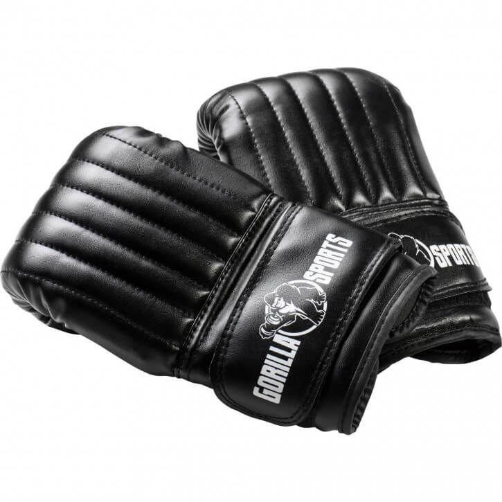 Rękawice bokserski małe, czarny L
