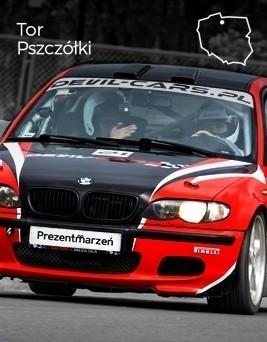 Jazda za kierownicą BMW M Power  Tor Pszczółki
