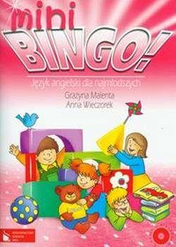 MiniBingo! podręcznik do języka angielskiego dla najmłodszych