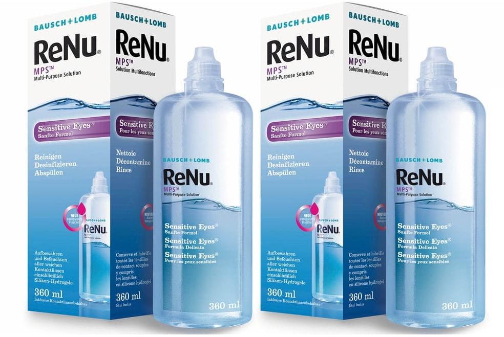 ReNu MPS, 2 x 360 ml