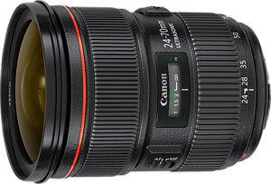 Obiektyw Canon EF 24-70mm f/2.8L II USM