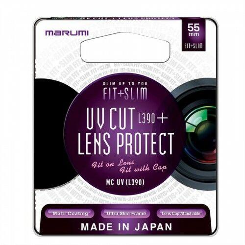 MARUMI Fit + Slim UV 55mm