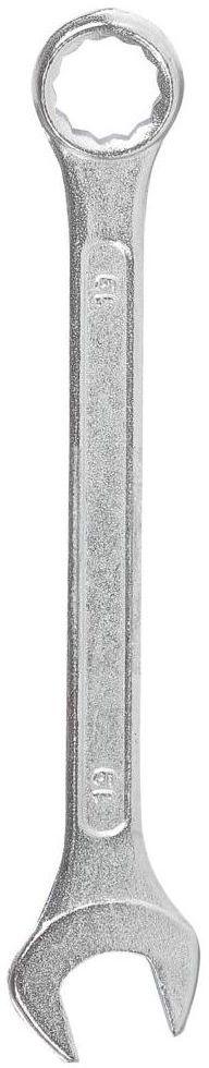 Klucz płasko-oczkowy 19 mm 35619H MEGA