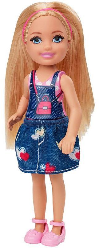 Barbie - Club Chelsy Lalka Chelsea GHV65
