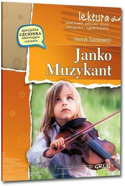 Janko Muzykant z oprac. GREG - Henryk Sienkiewicz