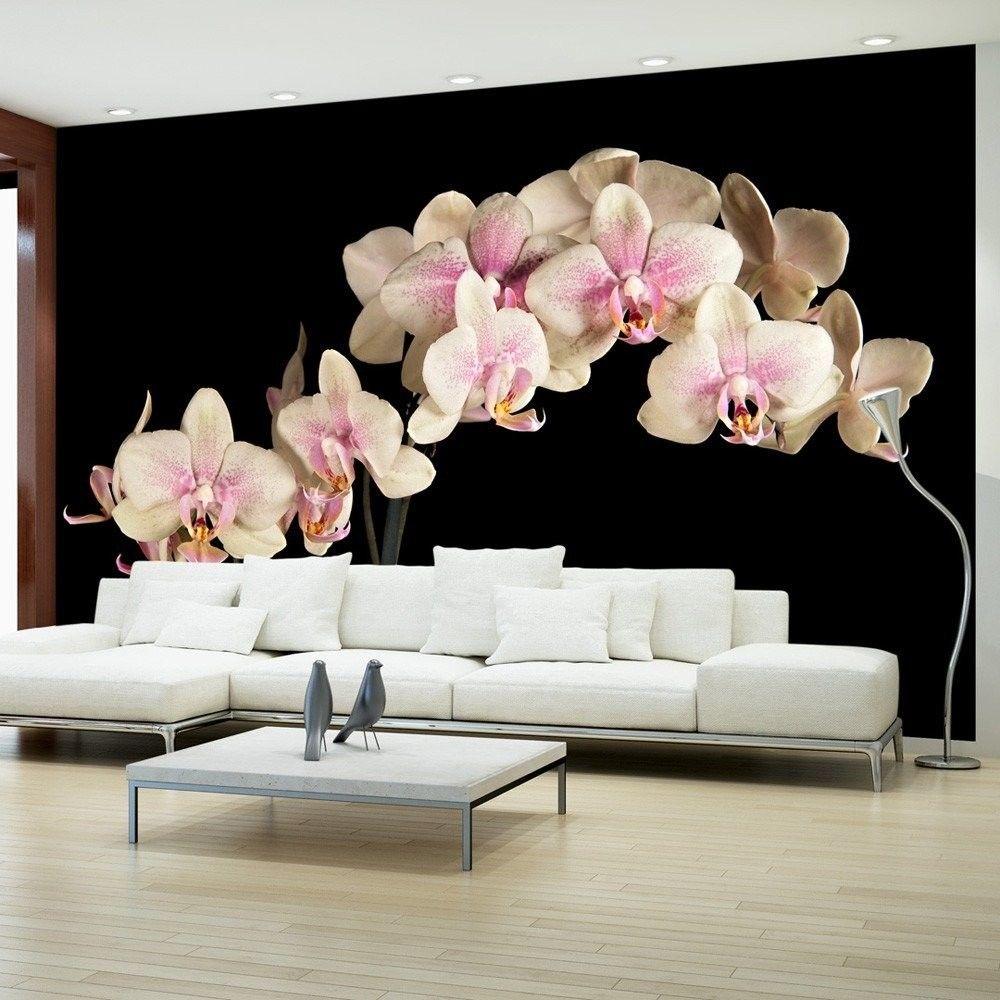 Fototapeta - kwitnąca orchidea