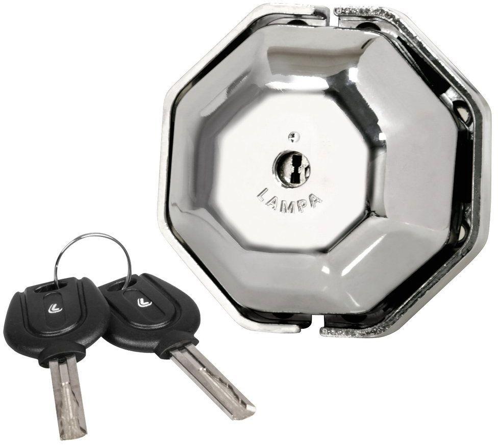 Dodatkowy zamek do drzwi busa + 2 kluczyki