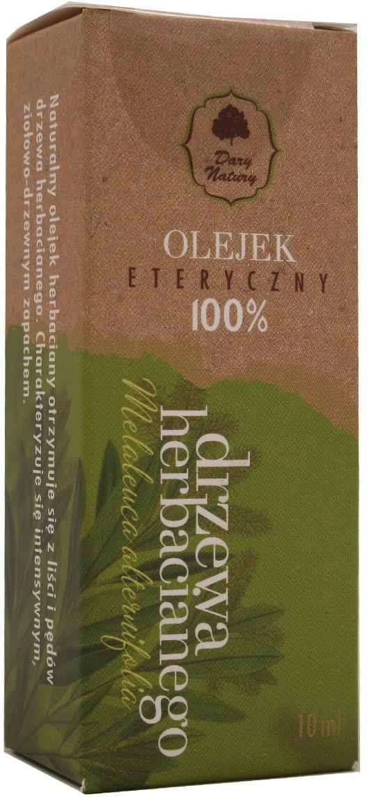 Olejek z drzewa herbacianego 10ml Dary Natury
