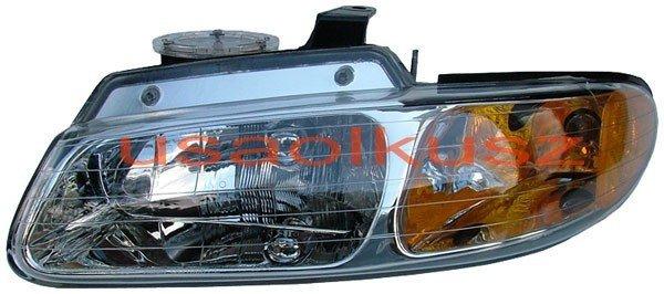 Lewy reflektor USA Dodge Caravan 1996-2000