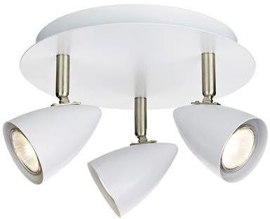 Plafon Ciro 107412 Markslojd nowoczesna oprawa w kolorze białym