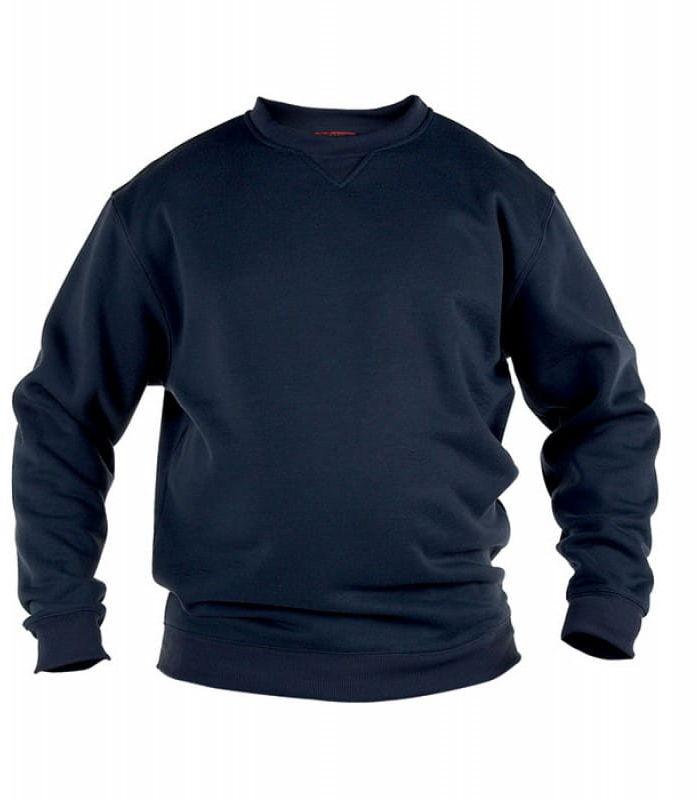 Rockford Sweat Duża Bluza Męska Granatowa