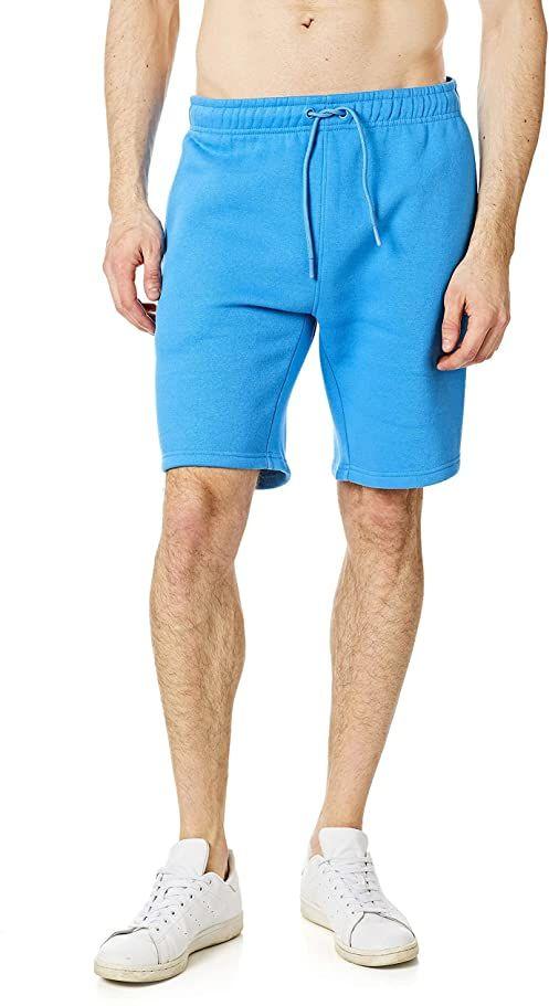Ript Essentials by Ript Performance RCSHO765 męskie miękkie w dotyku spodnie dresowe joggery joggery joggery spodnie do biegania Blue Asher S