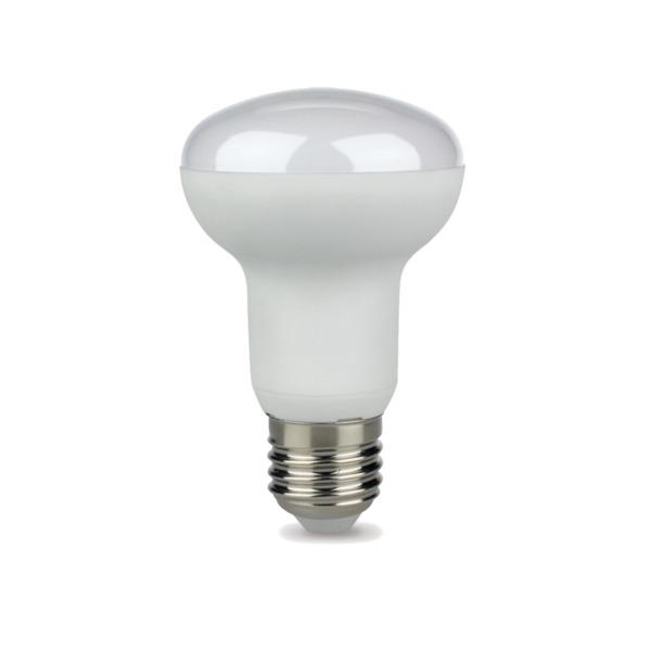Żarówka LED E27 8W ciepła 3000K R63