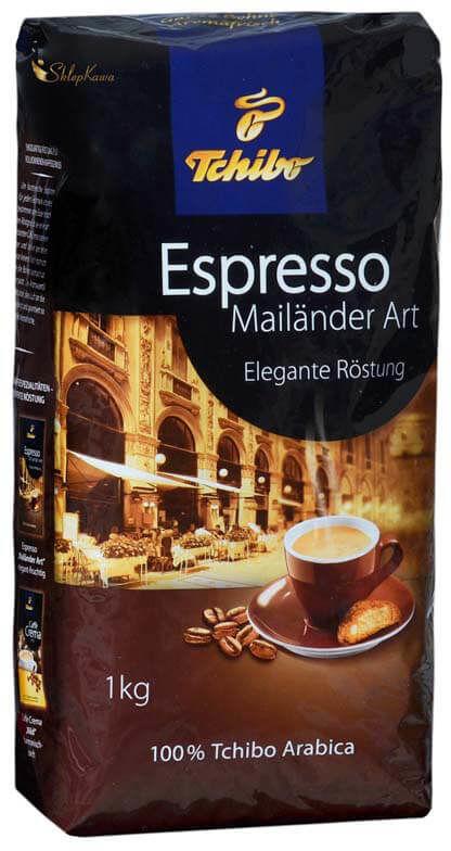 Tchibo Espresso Mailander Art 1 kg
