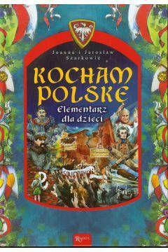 Kocham Polskę Elementarz dla dzieci