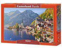 Puzzle Hallstatt, Austria 500 - Castorland