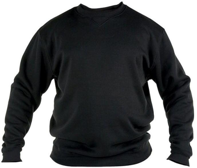 Rockford Sweat Duża Bluza Męska Czarna