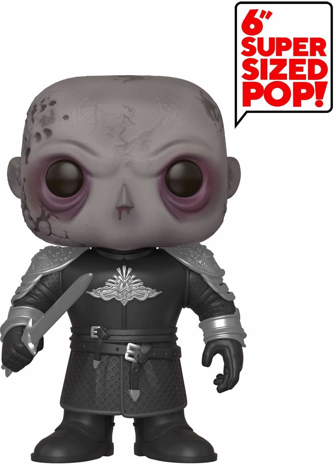"""Funko POP! TV: Game of Thrones - 6"""" The Mountain (Unmasked) Figure"""