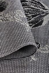 Vallila Marmalada płaski dywan 80 x 200 cm szary, 80 x 200