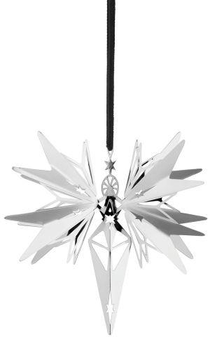 Rosendahl KAREN BLIXEN Christmas Zawieszka Świąteczna - Anioł Srebrny