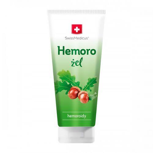 Żel na hemoroidy Hemoro żel SwissMedicus - 200 ml