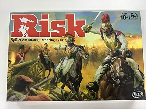 Hasbro Gry - Risk Refresh DK (B7404)