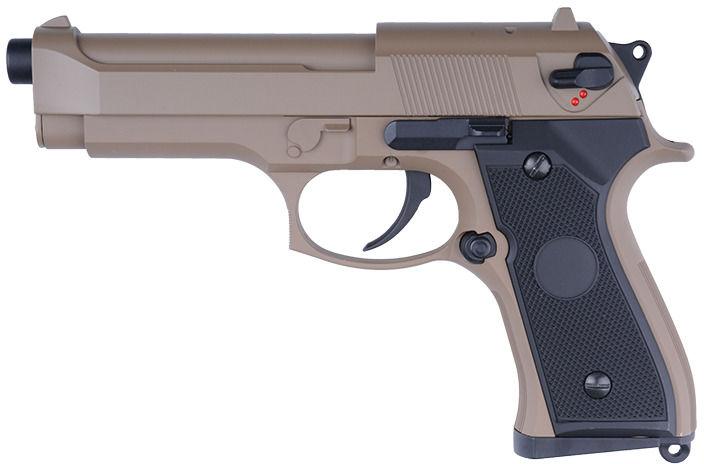 Pistolet AEG CM126 - Tan (CYM-01-008829) G