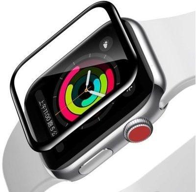Baseus SGAPWA4-H01 Folia ochronna 3D 5H do zegarka Apple Watch 4 / 5 series 44mm