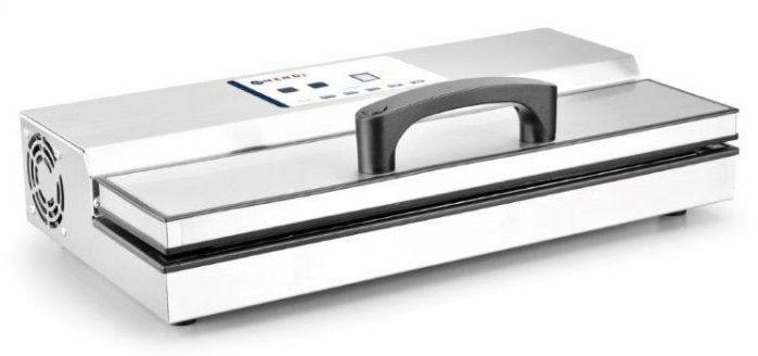 Hendi Pakowarka próżniowa Kitchen Line listwowa 420mm 670W 230V - kod 975374