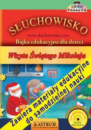Wizyta Świętego Mikołaja - Audiobook.