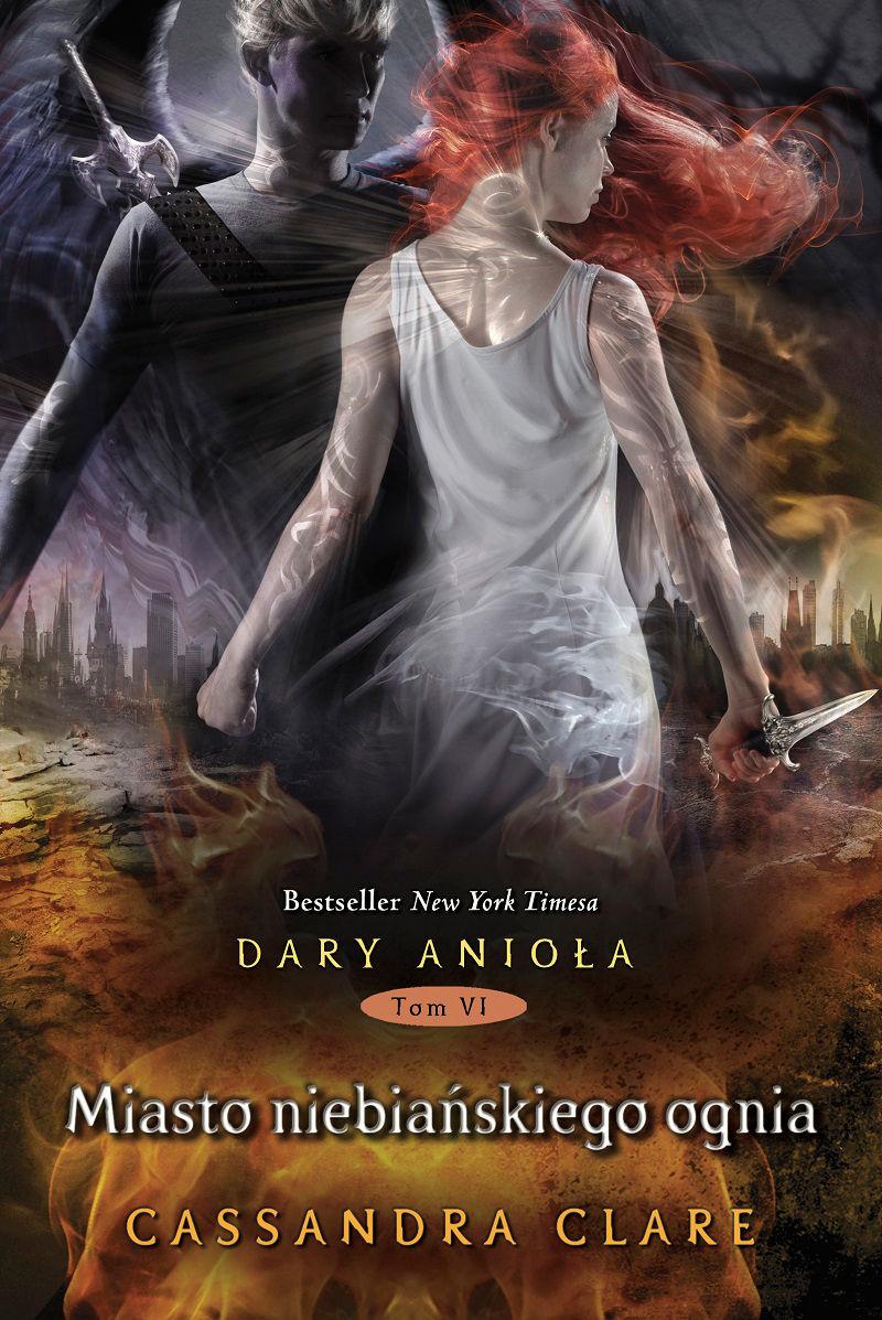 Miasto Niebiańskiego Ognia - Cassandra Clare - ebook