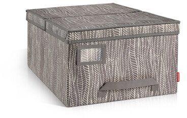 Tescoma Pudełko na odzież FANCY HOME 40 x 52 x 25 cm, beżowy