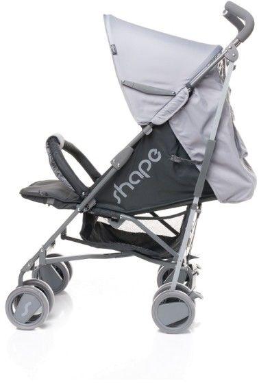 Wózek spacerowy 4baby Shape - Brown