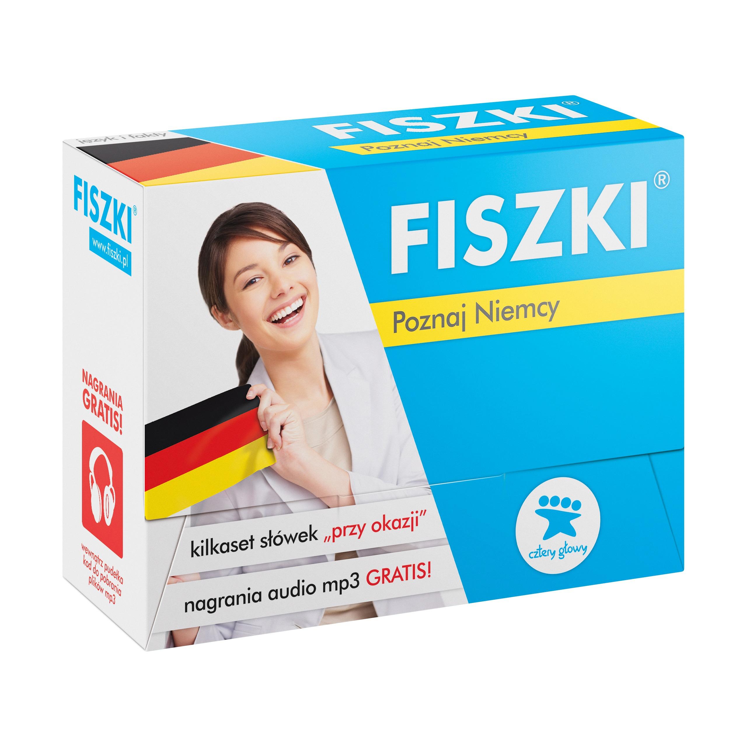 FISZKI - niemiecki - Poznaj Niemcy