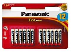Bateria PANASONIC LR03PPG/12BW. > DARMOWA DOSTAWA ODBIÓR W 29 MIN DOGODNE RATY