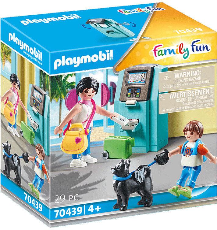 Playmobil - Turysta przy bankomacie 70439