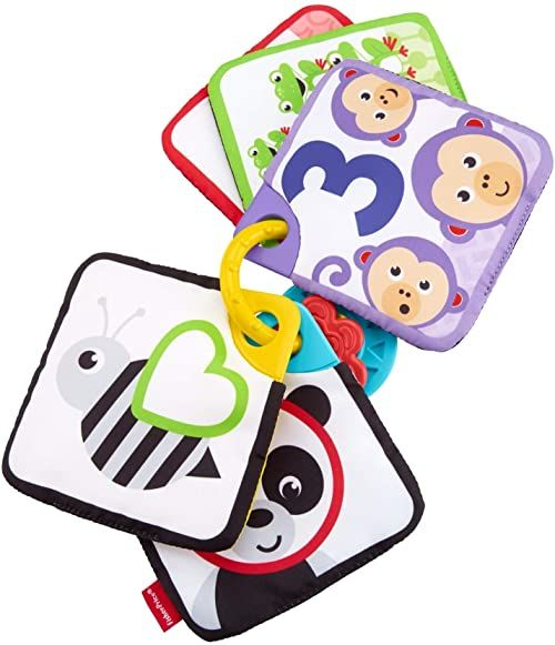 Fisher Price - 1-To-5 Learning Cards