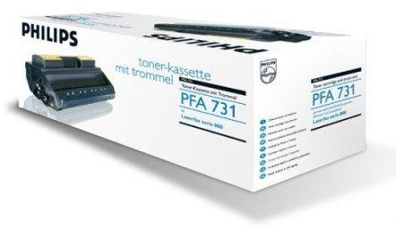 Oryginalny Toner Philips PFA731 BLACK toner do LPF-820/825/855 toner 906115313001 pfa731