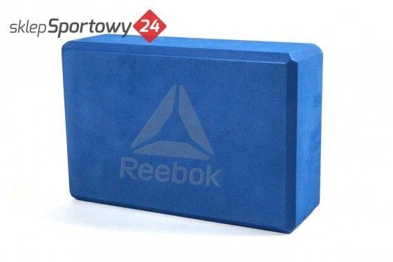 Kostka do jogi Reebok RAYG-10025BL niebieska