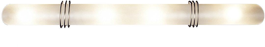 Italux kinkiet lampa ścienna Caro MB977A-4 szkło