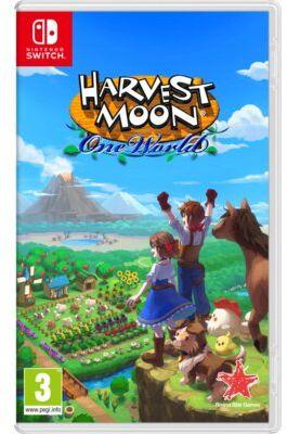 Gra Nintendo Switch Harvest Moon: One World