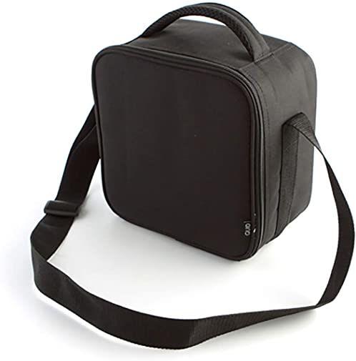 Quid Go Lunch torba piknikowa z pojemnikiem, 19 x 14 x 26 cm, czarna