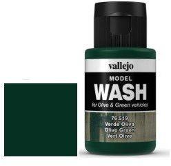 Vallejo Model Wash Olive Green Farba Modelarska