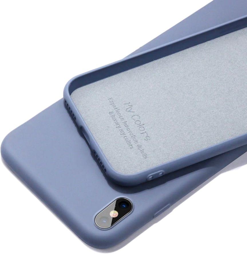 Etui Fiber Apple iPhone XS - 3 kolory