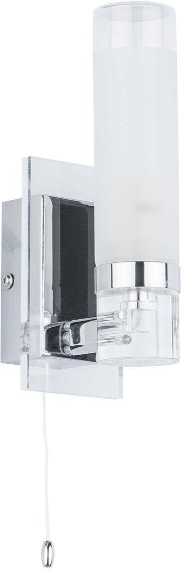Italux kinkiet lampa ścienna Hook MB030101-1C IP44 chrom