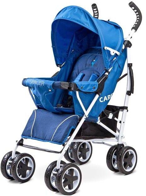 Wózek Caretero Spacer 2017 - Blue