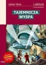 Tajemnicza wyspa Lektura z opracowaniem - Juliusz Verne