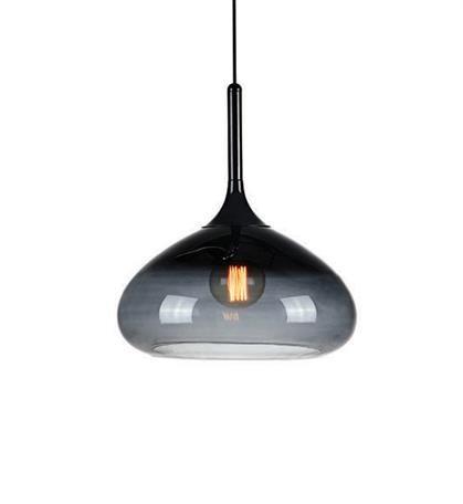 Lampa wisząca Cooper 106394 Markslojd szklana oprawa w nowoczesnym stylu